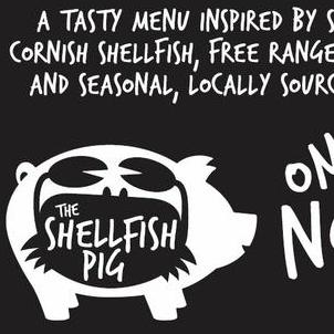 The Shellfish Pig Burger Van