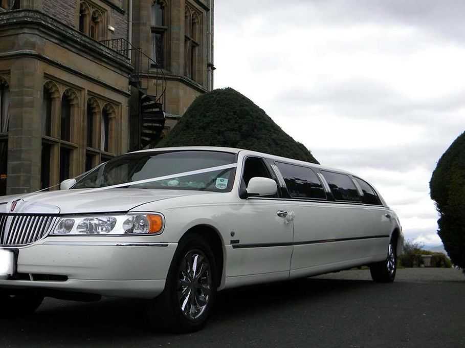 Scottish Borders Limousines - Wedding car Roxburghshire , Roxburghshire