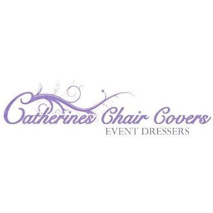 Catherine's chair covers event dressers Marquee & Tent