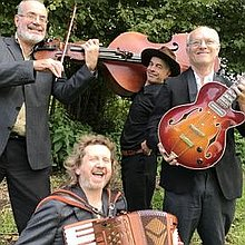 BLACK VELVET BAND - Ceilidh, Irish & Hoedown Barn Dance Band