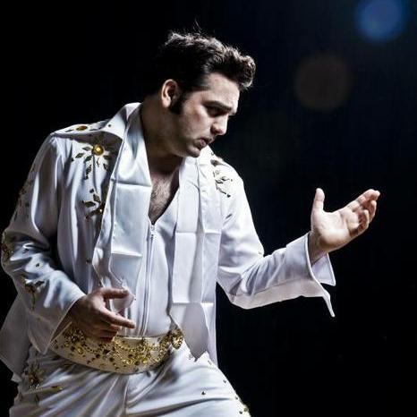 DaniElviS - Elvis Tribute, Singer & Entertainer (plus DJ service) 70s Band