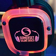 Somerset Silent Disco DJ