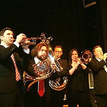 Brass Tracks Brass Ensemble