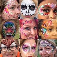 Wow Face Art - Children Entertainment , York,  Face Painter, York
