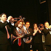 Brass Tracks Ensemble