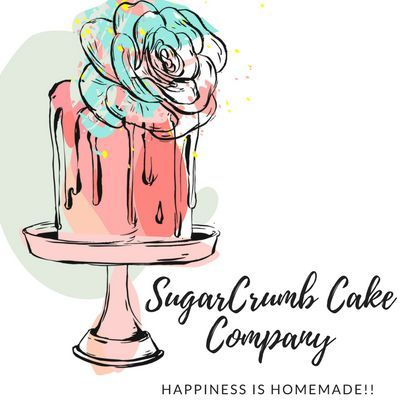 SugarCrumb Cake Company Sweets and Candies Cart