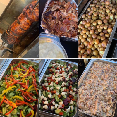 The Hog Roast BBQ Catering