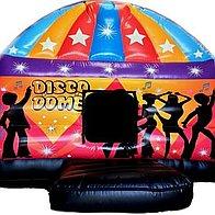 Ludlow Bouncy Disco Dome Children Entertainment