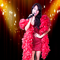 Shelley Davina - Diva of the Decades Show Wedding Singer