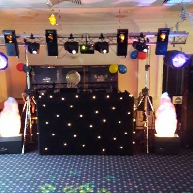 Champagne Entertainments Ltd Mobile Disco
