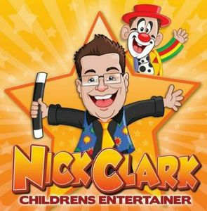 Children's Magician & Entertainer Nick Clark - DJ , West Sussex, Children Entertainment , West Sussex,  Children's Magician, West Sussex Balloon Twister, West Sussex Mobile Disco, West Sussex Clown, West Sussex Children's Music, West Sussex