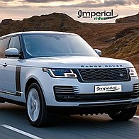Range Rover Autobiography Transport