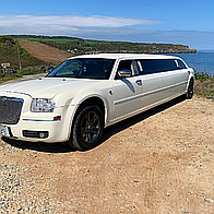 North East Limo Hire Wedding car