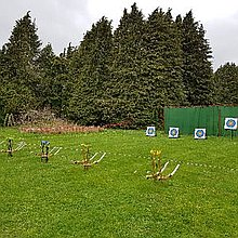 Archery for You Games and Activities