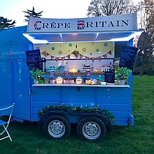 Crepe Britain Street Food Catering