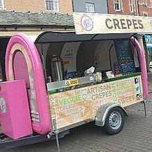 FlipnFast Crepes Van