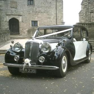 Classic Wedding Wheels - Transport , Derby,  Vintage Wedding Car, Derby