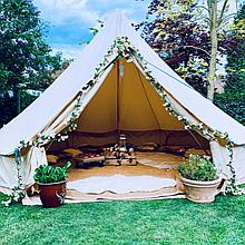 Lantana Events Bell Tent
