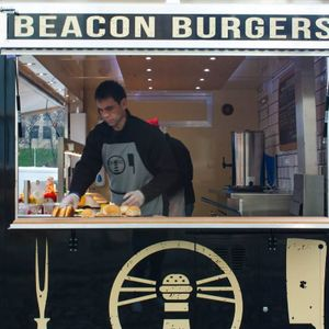 Beacon Burgers Food Van