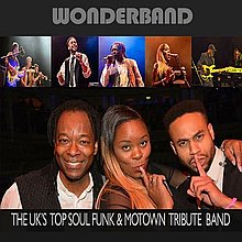 WONDERBAND 80s Band