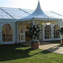 Sky Marquees Big Top Tent