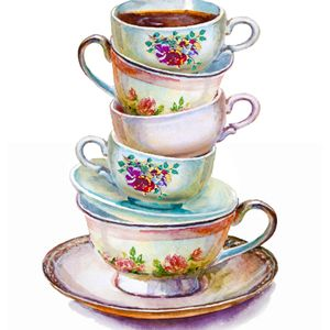 Derby Vintage China Hire Event Equipment