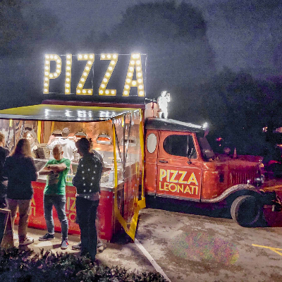 Pizza Leonati Street Food Catering