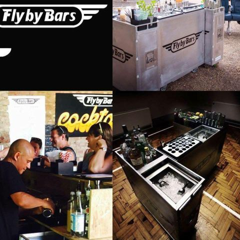 FlyByBars - Catering , Corby,  Mobile Bar, Corby Cocktail Bar, Corby