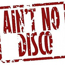 Ain`t No Disco Indie Band