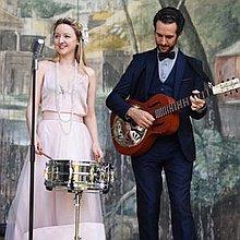 JazzDuoLondon Gypsy Jazz Band