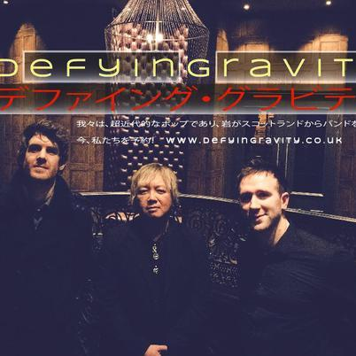 Defyingravity - Live music band , Fife,  Function & Wedding Band, Fife Acoustic Band, Fife Pop Party Band, Fife Rock Band, Fife