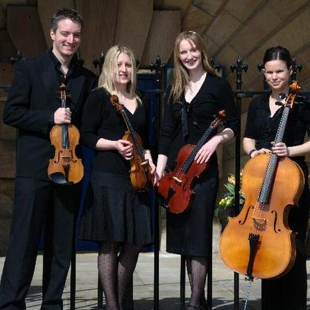 Arioso String Quartet - Ensemble , Ipswich,  String Quartet, Ipswich Classical Duo, Ipswich
