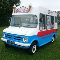 Carnival Ice Cream Supplies Food Van