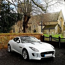 EventCarHire Wedding car