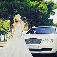 Lux Limo Wedding car