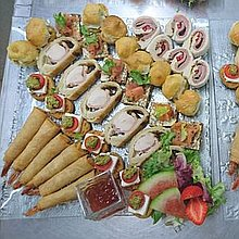 By Request Dinner Party Catering