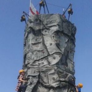Atlas Adventure Mobile Climbing Wall