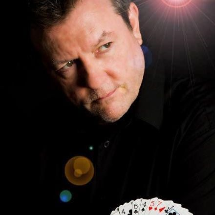 Chris Stokes Magic Wedding Magician