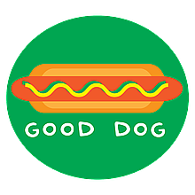 Good Dog Vegan Hot Dogs Buffet Catering