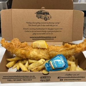 Bennett's fish & chips Mobile Caterer