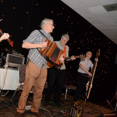 Bellows Scratchitt and Pluckitt Ceilidh Band