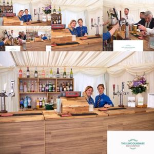 The Linconshire Bar Company Mobile Bar