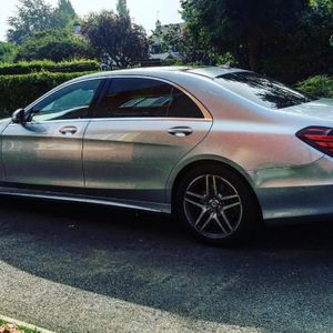 Sapphire Executive Cars Chauffeur Driven Car