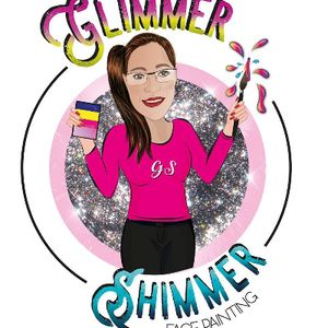 Glimmer Shimmer Face Painting Children Entertainment