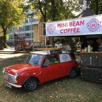 Mini Bean Coffee - Catering , Surrey,  Cocktail Bar, Surrey Coffee Bar, Surrey Cupcake Maker, Surrey Ice Cream Cart, Surrey Mobile Bar, Surrey