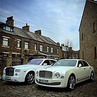 Opulence Executive Travel Wedding car