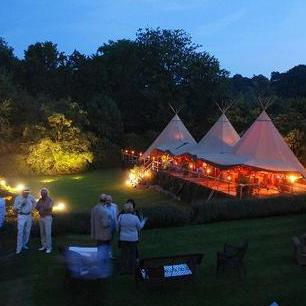 Amazing Parties Ltd Tipi