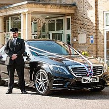 Guardian Chauffeurs Luxury Car