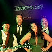 Danceology Band Function Music Band