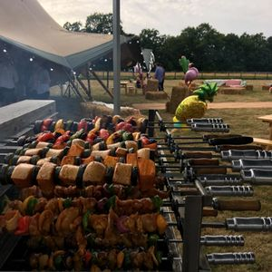 Barbeskews Catering Halal Catering